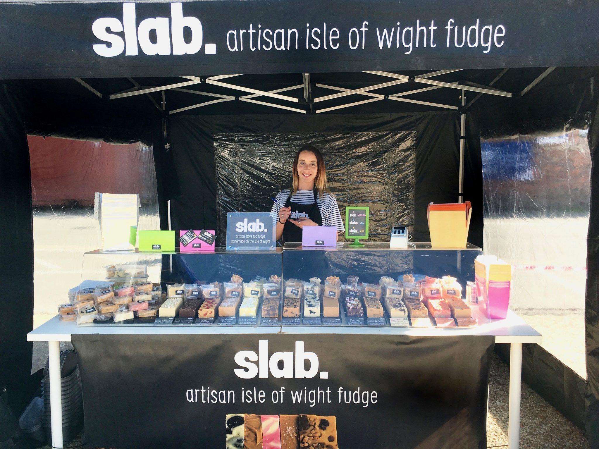 Slab at Newport Street Food Market 2