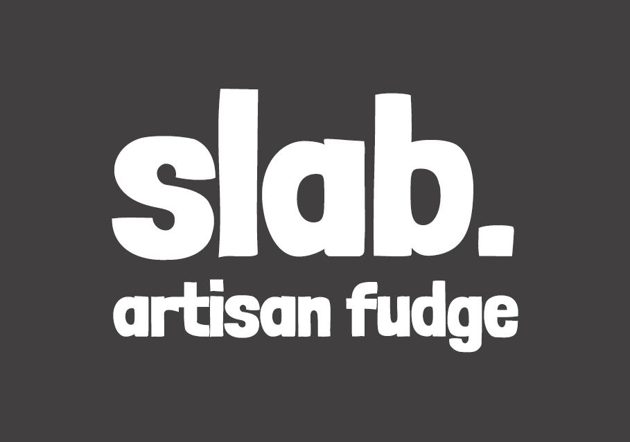 Slab Artisan Fudge Logo