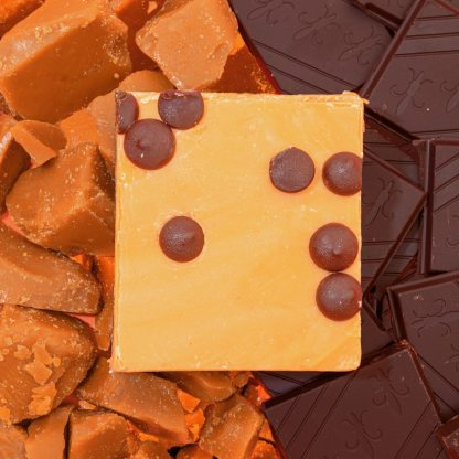 Slab Artisan Fudge - Choc Toffee