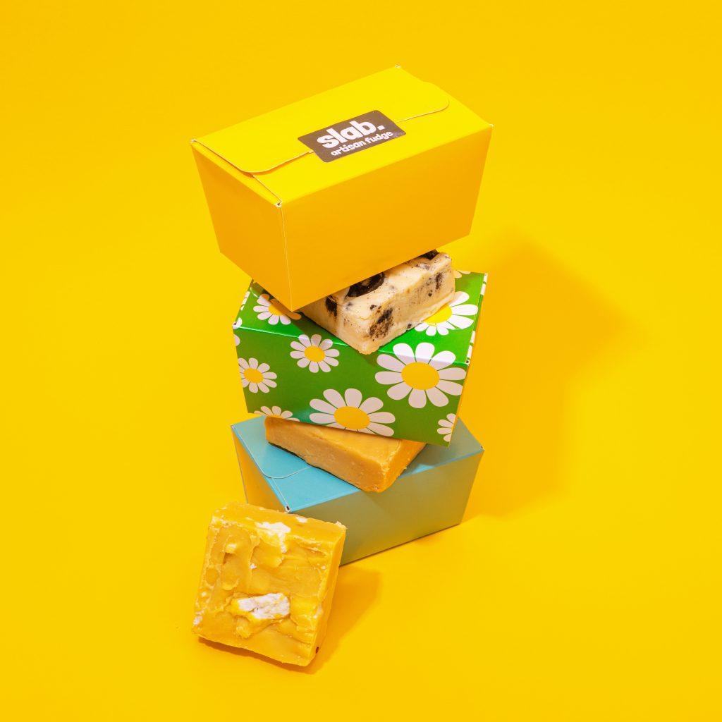 Slab Artisan Fudge - Gift Boxes