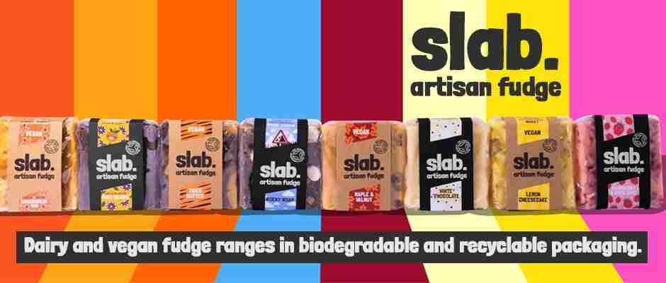 Slab Artisan Fudge - Banner Mixed
