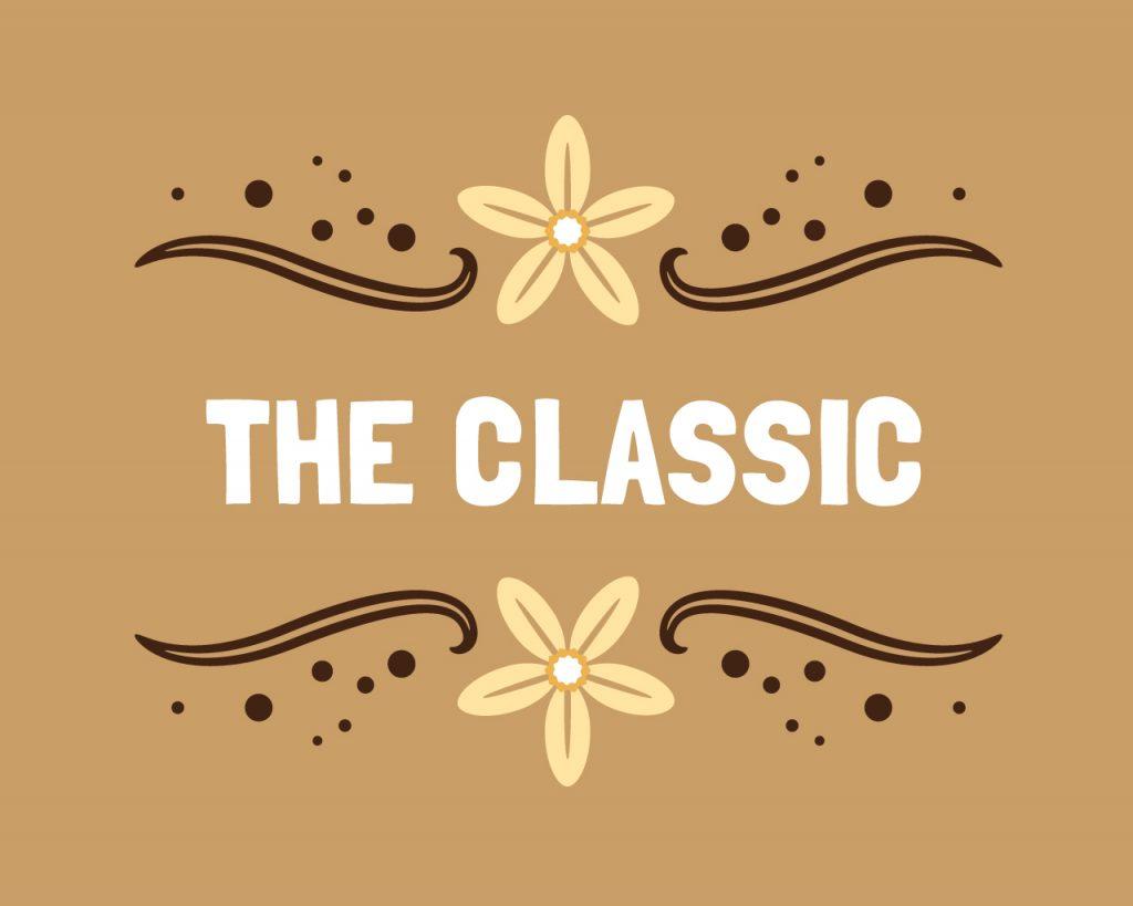 Slab Artisan Fudge - The Classic Flavour Graphic
