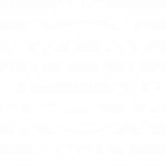 Compostable logo white