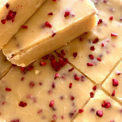 Slab Artisan Fudge - Unwrapped Vegan PB & J