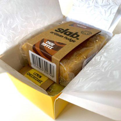 Slab Artisan Fudge - 2 Slab Vegan Gift Box