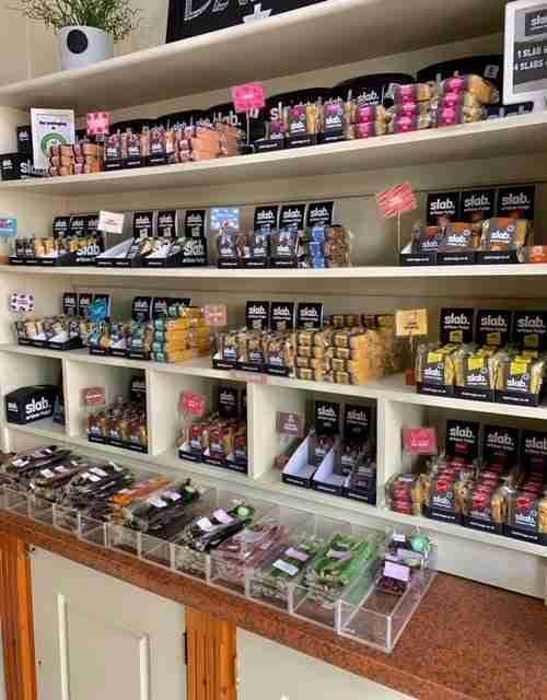 Slab Artisan Fudge - Shop 1
